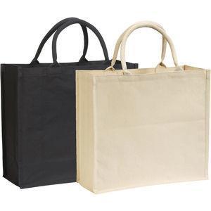 Broomfield black Cotton Tote Bag