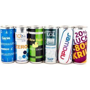 Personalised Energy Drink