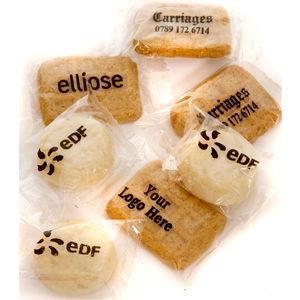 Flow Wrap Malt Biscuits
