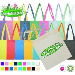 Greenfieldbags Ongar Premium Cotton Shopper