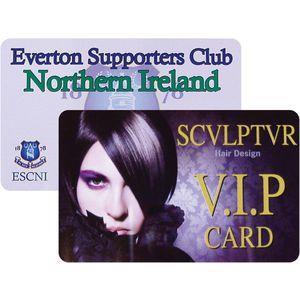 Membership or Business Card