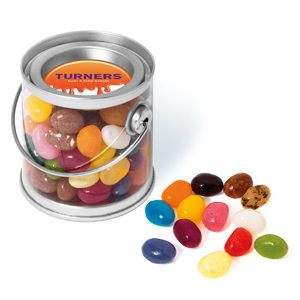 Mini Bucket of Gourmet Jelly Beans