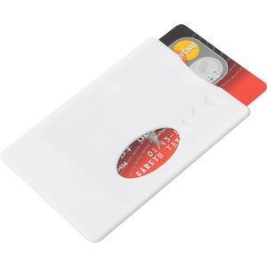 personalised plastic card case