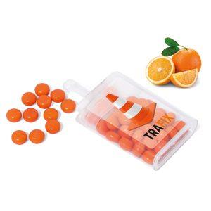 Natural Orange Fruit Flavoured Drops