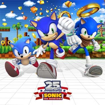Anniversary of Sonic The Hedgehog