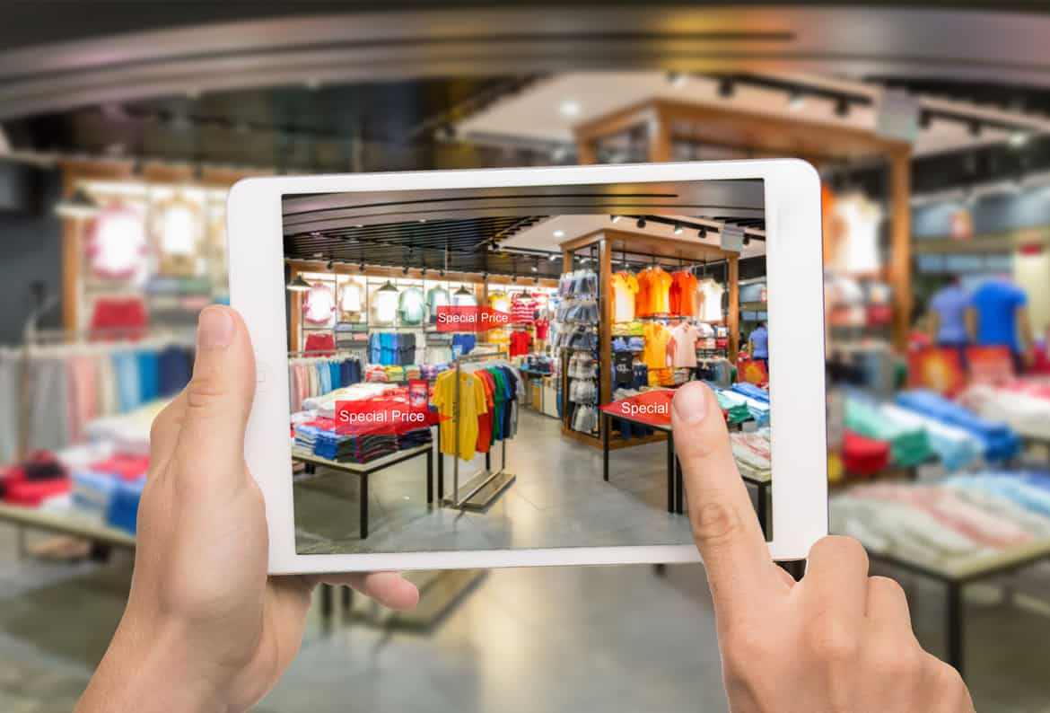 Augmented Reality within Promotional Products