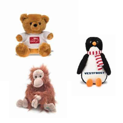 Bespoke Cuddly Toys