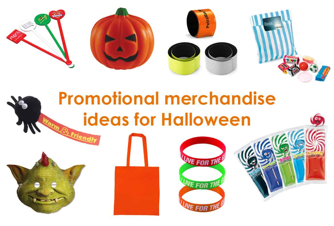 halloween promotional merchandise ideas - firebrand promotions