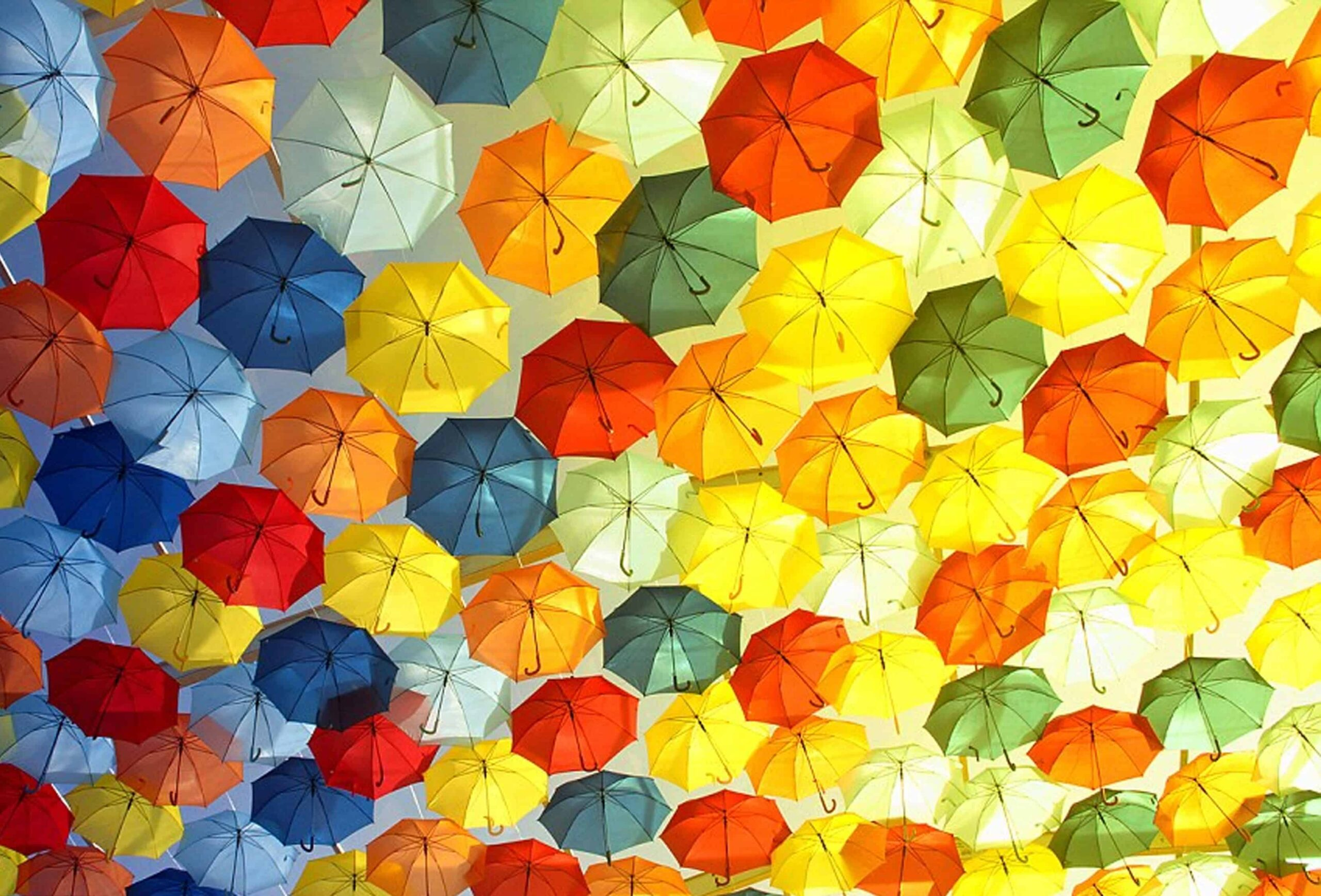 benefits of promotional umbrellas
