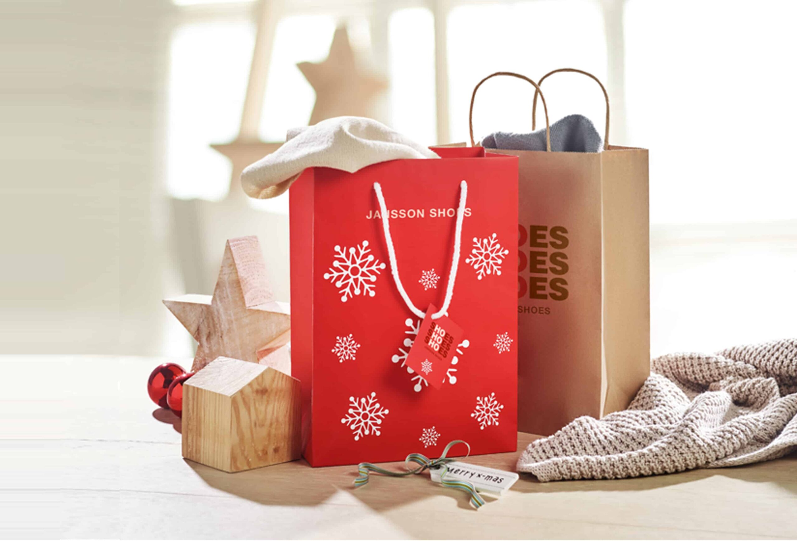 Christmas merchandise ideas promotional products