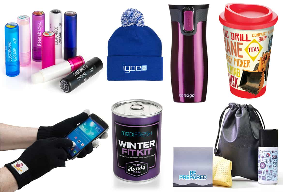Must have promotional products for the winter