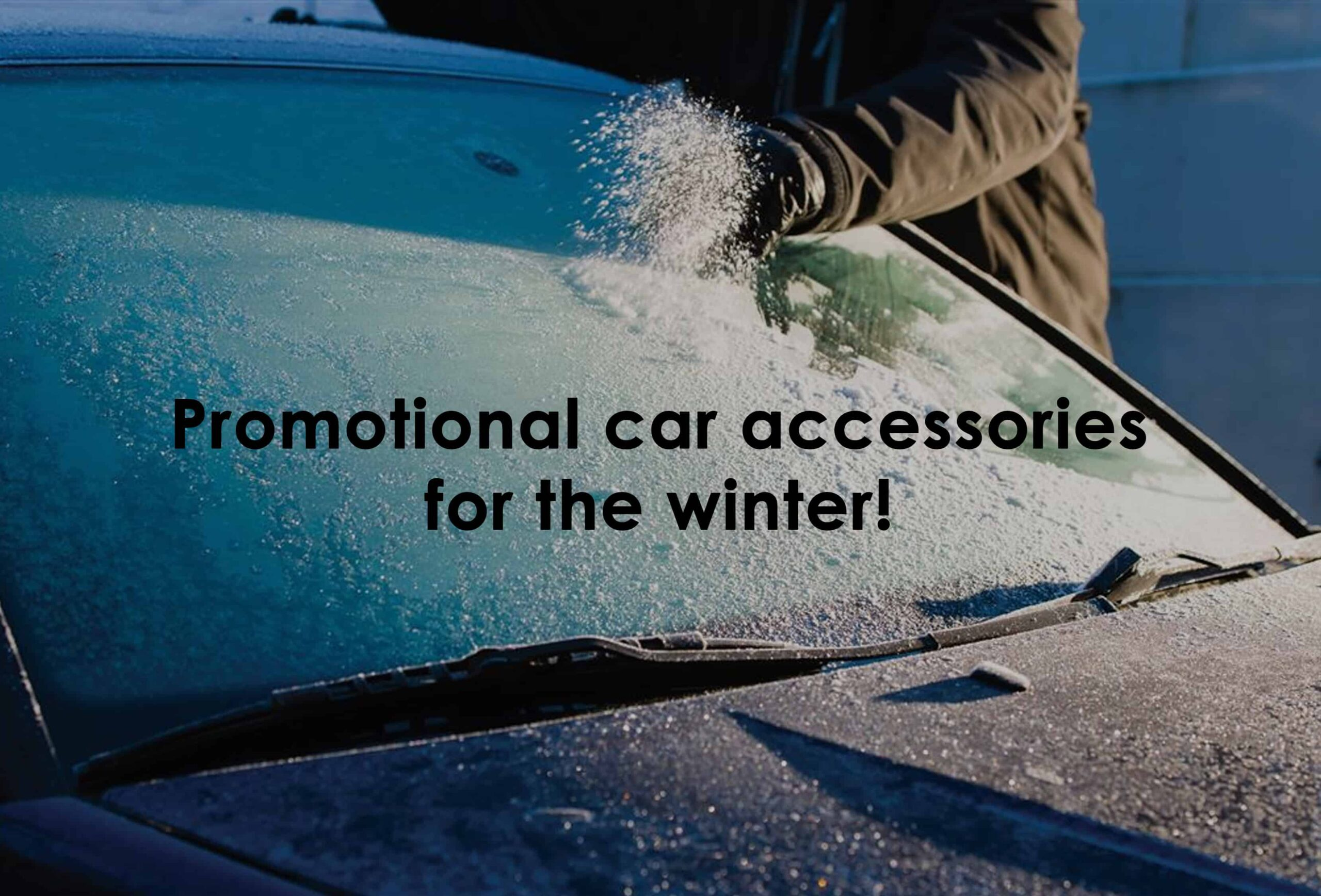 Promotional Car Accessories For The Winter
