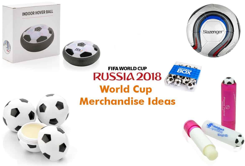 world cup merchandise ideas