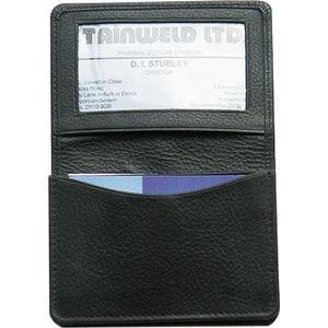 Melbourne Full Hide Genuine Leather Business Card Wallet