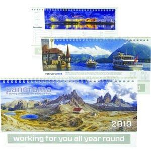 Panorama World Calendar