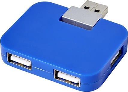 ABS 4 USB Ports Hub