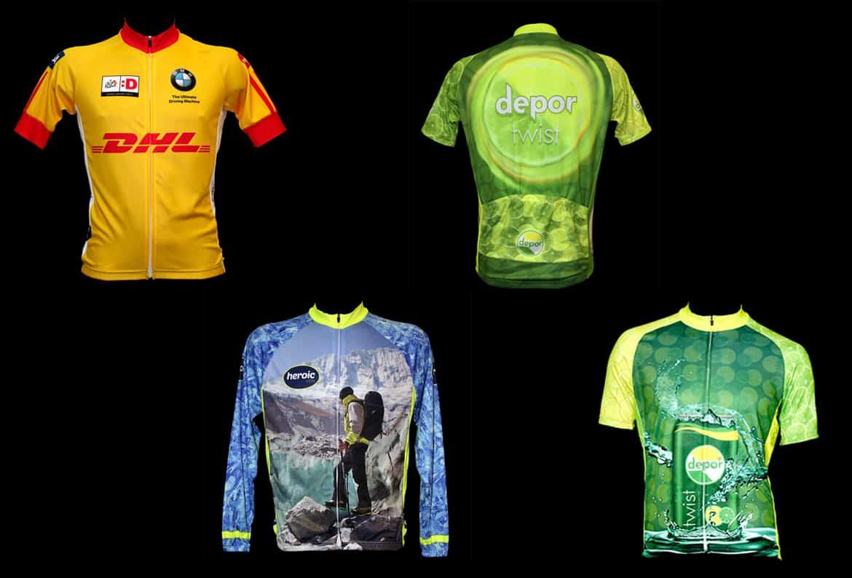 Branded Cycling Jerseys