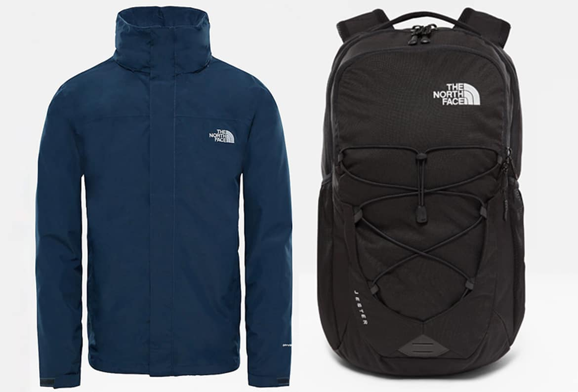 Branded North Face Corporate Clothing