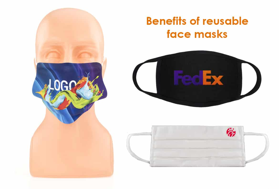Benefits of Reusable Face Masks