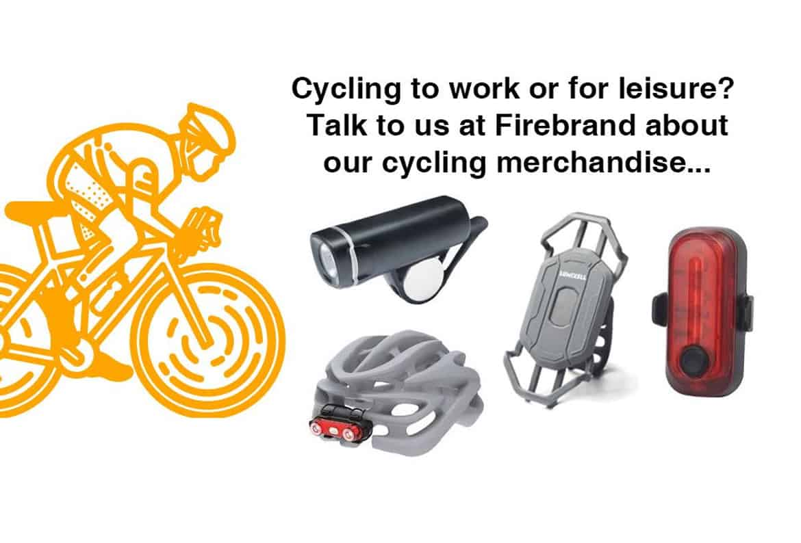 branded cycling products