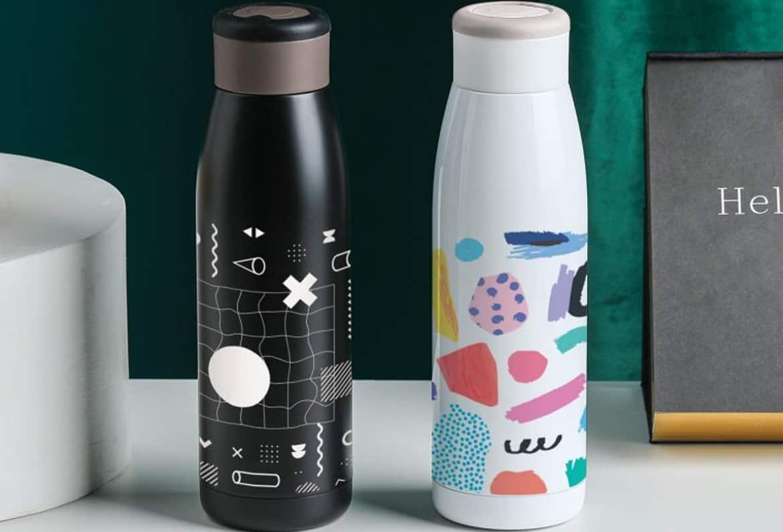 branded smart mojo bottle