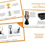 Branded Merchandise for Virtual Conferences