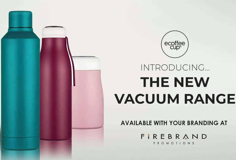 Branded Ecoffee Vacuum Bottles