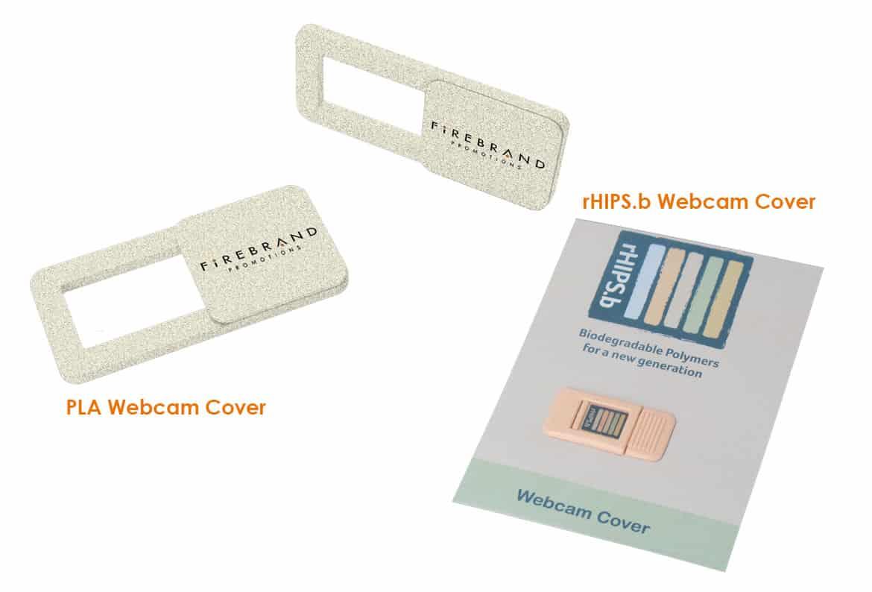 Branded Eco-Friendly Webcam Covers